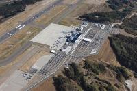 ニュース画像:静岡空港、2018年度の県内経済波及効果 搭乗者71万人で370億円