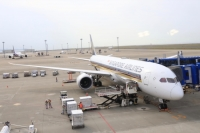 ニュース画像:シンガポール航空とセントレア、名古屋就航30周年で記念イベント実施