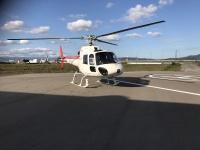 ニュース画像:奥琵琶湖の「ロテル・デュ・ラク」、ヘリコプターチャータープランを提供