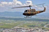 ニュース画像:防府北基地、11月3日にOH-6とUH-1で休日飛行を実施