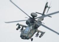 ニュース画像:陸自、11月18日からAH-64Dを飛行再開