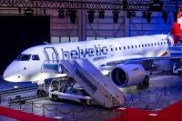 ニュース画像:ヘルベティック・エアウェイズ、E190-E2初号機を受領 機材更新へ