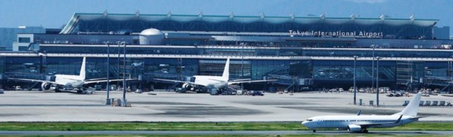 ニュース画像 1枚目:羽田空港国際線ターミナル