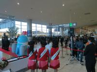 ニュース画像:広島空港民営化、優先交渉権者は三井不動産などのコンソーシアム