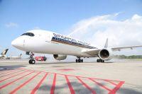ニュース画像:シンガポール航空、1月から関西/シンガポール線にA350-900導入