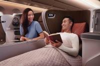 ニュース画像 2枚目:シンガポール航空 A350-900 機内イメージ