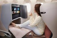ニュース画像 5枚目:シンガポール航空 A350-900 機内イメージ