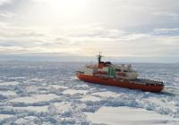 ニュース画像:砕氷艦「しらせ」、第61次南極観測に協力 11月12日に出港