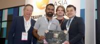 ニュース画像:タイ国際航空、ITBアジアアワードでベストウェブサイト賞を受賞