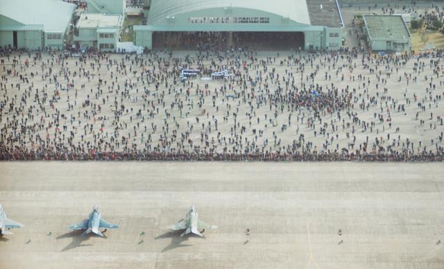 ニュース画像 1枚目:2018年の航空祭