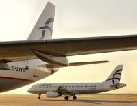 ニュース画像:エーゲ航空、12月にアテネ/パフォス線を開設 キプロス線を拡大