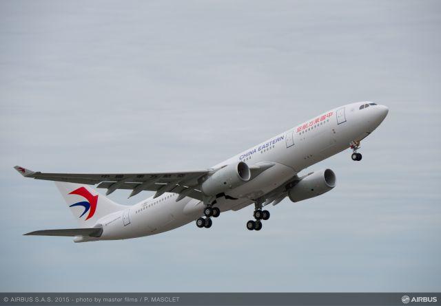 ニュース画像 1枚目:中国東方航空 A330-200