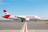 ニュース画像:オーストリア航空、追加A320の1機目が初飛行 2機目は12月を予定