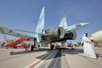 ニュース画像:ロステック、ドバイ・エアショーにSu-57Eや最新の防護システム展示