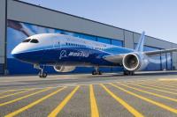 ニュース画像 1枚目:ボーイング 787のZA001