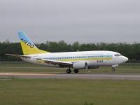 ニュース画像:ANA、737-500「JA8595」を抹消登録 10月25日付け