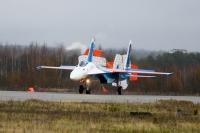 ニュース画像:アクロバットチーム「ロシアン・ナイツ」、Su-35Sを受領