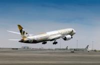 ニュース画像:エティハドとボーイング、787と持続可能な航空に関する提携で合意