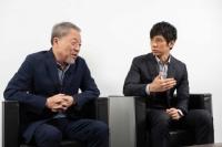ニュース画像:「空母いぶき」ブルーレイ、かわぐちかいじさんと西島秀俊さんの対談収録