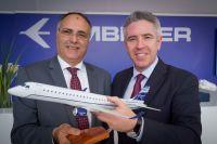 ニュース画像:エンブラエル、カイロのCIAFリースとERJ-190を3機契約