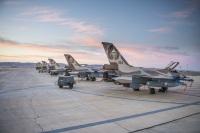 ニュース画像:イスラエル空軍、F-35I初参加の「ブルーフラッグ」演習終了