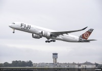 ニュース画像:エアバス、フィジー・エアウェイズに初めてのA350-900を納入