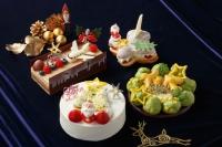 ニュース画像:羽田エクセルホテル東急、12月20日からクリスマスケーキ販売