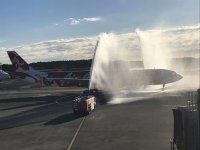 ニュース画像:エアアジア・エックス、成田/クアラルンプール線就航 A330で週4便