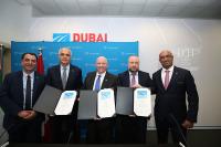 ニュース画像:リース会社パルマ、デ・ハビランド・カナダと20機のQ400購入で署名