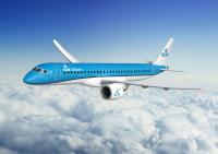 ニュース画像:KLMシティホッパー、E195-E2を追加 初号機は2021年に受領