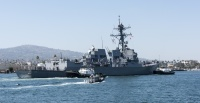 ニュース画像:中国海軍、南シナ海でアメリカ海軍の「挑発行為」に抗議