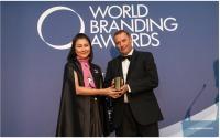 ニュース画像:タイ国際航空、第10回ブランド・オブ・ザ・イヤー・アワードを受賞