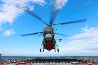 ニュース画像:ロシア海軍Ka-27、バルト艦隊のコルベット「ボイキー」に着艦