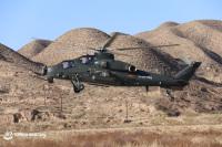 ニュース画像:中国陸軍、マルチタイプヘリコプターが飛行訓練を実施