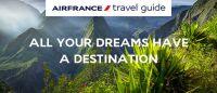 ニュース画像:エールフランス旅行案内サイト、エールフランス・トラベル・ガイドに改称