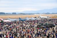 ニュース画像:新田原エアフェスタ2019、ブルーインパルスやF-4EJ改などが飛行