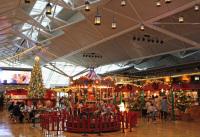 ニュース画像:セントレア、「クリスマスマーケット・イルミネーション」がスタート