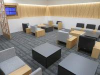 ニュース画像:青森空港、2階に特別待合室を新設 グループの集合場所などに利用可