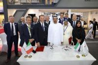 ニュース画像:レオナルド、アブダビ・アヴィエーションとAW139など5機を契約