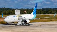 ニュース画像:GECAS、ガルーダ・インドネシアと2機の737-800BCFを契約