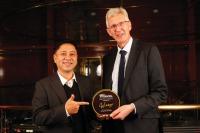 ニュース画像:バンコクエア、英雑誌のチョイスアワードで海外リージョナル部門を受賞