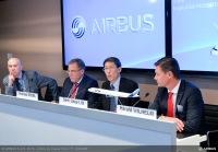ニュース画像 2枚目:A320、A321旅客機から貨物機改修で署名
