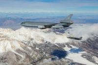 ニュース画像:オメガ・エア、初のKDC-10空中給油機をオランダ空軍から受領