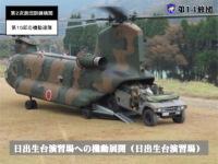ニュース画像:第14旅団、12月2日から9日まで与那国駐屯地へ協同転地演習