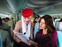 ニュース画像:エミレーツ、機内ショッピング「EmiratesRED」導入で売上増