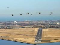 ニュース画像:木更津航空祭、10時30分から編隊離陸 アクアライン上空の体験搭乗も