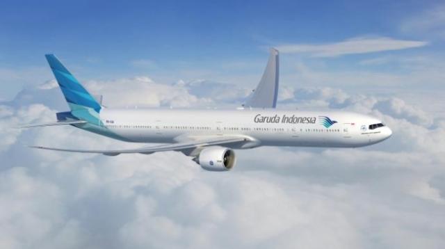 ニュース画像 1枚目:ガルーダ・インドネシア航空 機体イメージ