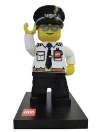 ニュース画像 1枚目:パイロットの3Dモデル