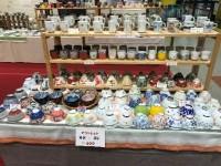 ニュース画像:長崎空港、波佐見焼を販売「HASAMIやきもの展」 12月9日まで
