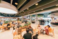 ニュース画像:ブリスベン空港、国内線ターミナルにフードコートをオープン